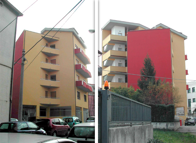 2006 – Edificio multipiano