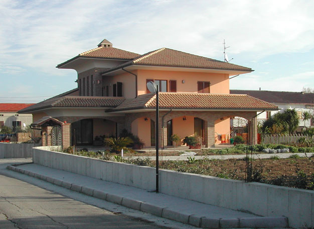 2002 – Villa in Località Torre Mucchia