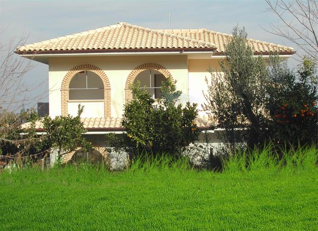 2006 – Villa in C.da Ripari